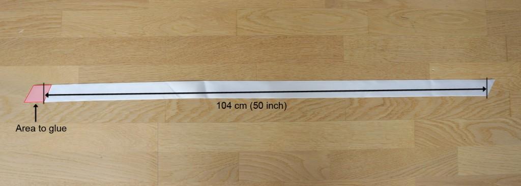 ribbon length
